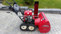 Honda HS 928 Snowblower
