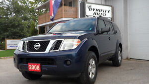 2008 Nissan Pathfinder SUV / CERTIFIED ETEST / DYNASTY AUTO