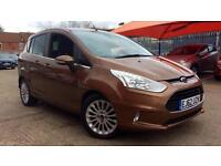2012 Ford B-Max 1.6 TDCi Titanium 5dr Manual Diesel Hatchback