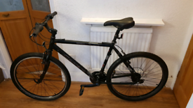Carrera subway 1 hybrid bike in fabulous condition.