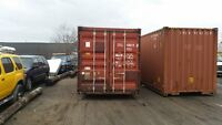 40' Sea Cans on Sale - Shipping and Storage Containers delivered