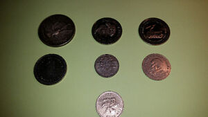 Assorted Coins for sale