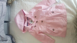 Oshkosh Girls 2T Jacket