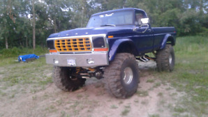 1978 Ford Monster Truck For Sale