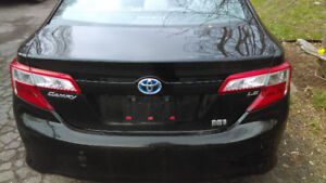 $3000...2013 Toyota Camry Hybrid..AS IS