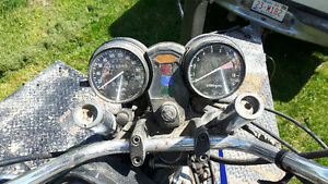 1979 goldwing parts bike