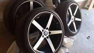 Iso winter tires for bmw