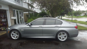 2011 BMW 535 xdrive M Package