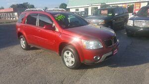 PONTIAC TORRENT SUV *** LOADED / SUNROOF *** CERTIFIED $5995