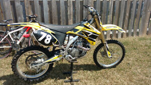 YZ450F 2008 SHOWROOM CONDITION