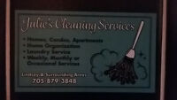 House cleaner in Lindsay and surrounding area
