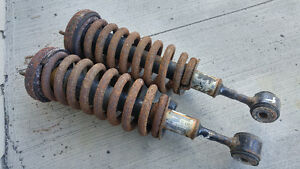 Stock Ford F150 (Front) Shocks with Coils for sale.
