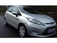 F/F/S/H 2010 '10' Ford Fiesta 1.25 ( 60ps ) Edge 1 OWNER 5 DOOR - MOT 03/19