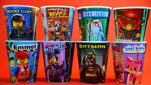 LOOKING FOR lego movie cups