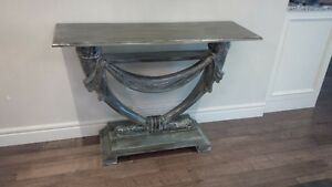 Gorgeous Grey Hall Table