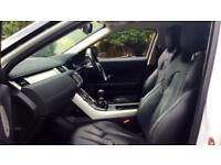 2012 Land Rover Range Rover Evoque 2.2 TD4 Pure 5dr Manual Diesel Hatchback
