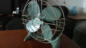 See-Breeze antique vintage fan