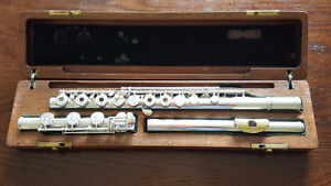 ND Lamberson Solid Silver Flute