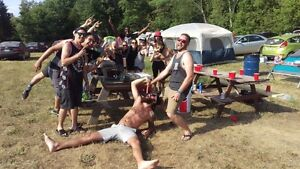 Camping Domaine Lefrancois/,Rockfest de Montébello2017 Gatineau Ottawa / Gatineau Area image 1