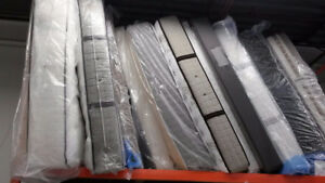 King and Queen Mattresses and Box Springs 80% off $199-$599