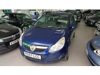 2008 CORSA 1.3 TDCI-5-SERVICE STAMPS-2-KEEPERS-2- KEYS MOT:18