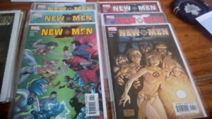 Selling these comics
