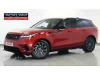 2018 Land Rover Range Rover Velar 2018 68 Range Rover Velar 3.0 R-Dynamic S Auto