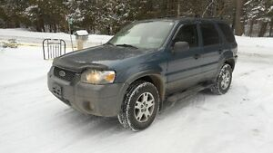 2005 Ford Escape XLT  V6 SUV, Crossover