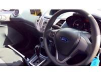 2010 Ford Fiesta 1.4 Edge Automatic Petrol Hatchback