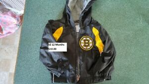Baby Sports Team Jackets