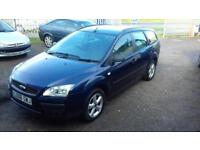 2006 Ford Focus 1.8TDCi Estate £1400 ono