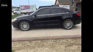 2012 Chrysler 200 LOW KMS
