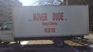 Mover Dude Moving Services