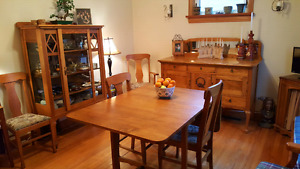 Dining room  Buffet, China Cabinet, Chairs