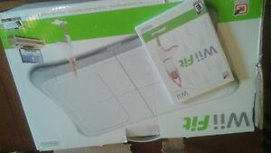 Wii Fit including board