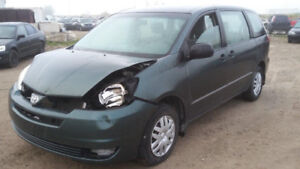 LAST CHANCE PARTS 2004 TOYOTA SIENNA @ PICNSAVE WOODSTOCK