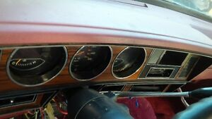 85 Dodge Ram Charger - Red Interior, Panels, Gauges, Rear seat
