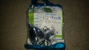 Brand new shower head, kitchen swivel, bathroom aerator,........