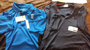 2 awesome Golf Shirts one IZOD XL - 15UV protection !