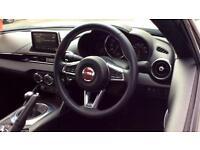 2016 Fiat 124 Spider 1.4 Multiair Lusso 2dr Manual Petrol Convertible