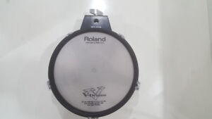 Roland PD-80R Dual trigger mesh pad snare