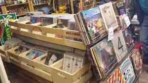 Large selection of LPs........Sale on bottom shelf... $ 3 each