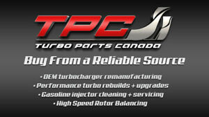 Turbo Charger & Injector Service