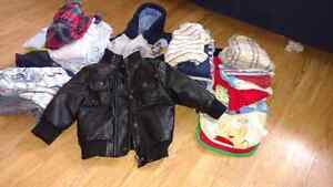 6-12 boys clothing  33 items