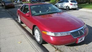 1995 Lincoln Mark Series MARK V111 Coupe (2 door)