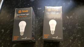 Hive bulbs