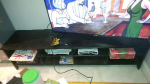 Long tv stand