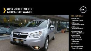 Subaru Forester 2.0D Exclusive Panoramadach, AHK
