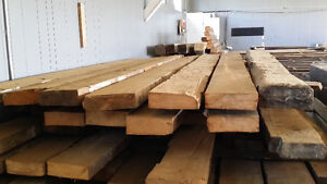 Barn Beam Mantels - Huge Selection. From 1820 Brewery !