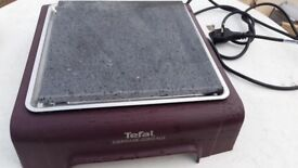 New Tefal Compact Pierrade/Racklette/Hot Plate